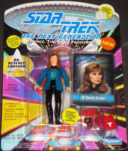 Star Trek the Next Generation Dr. Beverly Crusher
