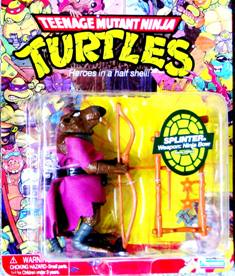 TMNT Splinter with Bow and other Accessories