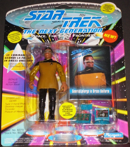 Star Trek Next Generation Figure