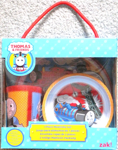 Thomas the Tank Engine Dish Set Plate Cup Bowl