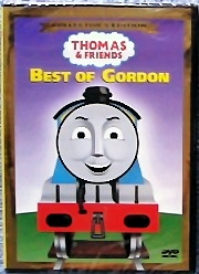 Thomas & Friends Best of Gordon DVD